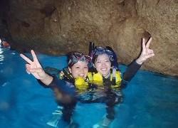 2青の洞窟シュノーケリングサムネ