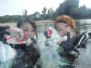 沖縄貸切ダイビングツアー