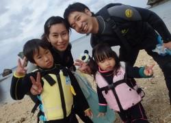 沖縄シュノーケリング体験