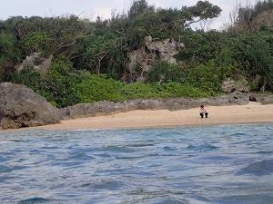 沖縄シュノーケリングビーチ