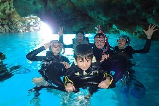 青の洞窟シュノーケル、写真