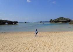 沖縄シュノーケリングプライベートビーチ