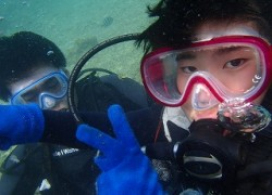 沖縄シュノーケリングとダイビング