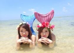 マーメイド体験 沖縄