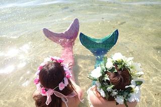 マーメイド体験 沖縄 女子旅