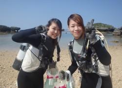 沖縄ダイビング貸切ツアー