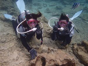 沖縄ダイビング写真