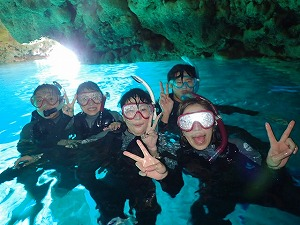 青の洞窟シュノーケリングおすすめ場所