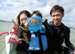 シュノーケリング沖縄