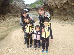 沖縄社員旅行でダイビング&シュノーケリング