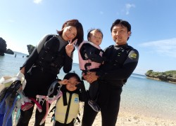 安心して遊べる 家族の為のショップ沖縄シーフリー