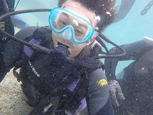 学生おすすめ体験ダイビング