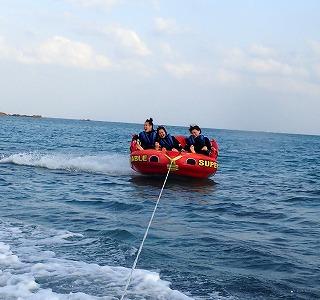 沖縄ダイビングショップシーフリー マーブル走行