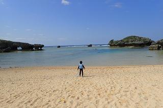 プライベートビーチシュノーケリング