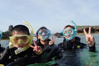沖縄シュノーケリング