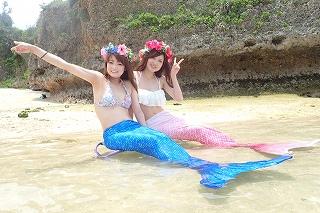 マーメイドスイム沖縄