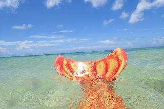 マーメイド体験 沖縄旅行の思い出