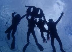 青の洞窟シュノーケリング 沖縄