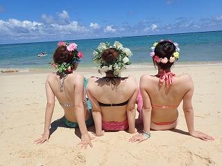 マーメイド体験 プライベートビーチ