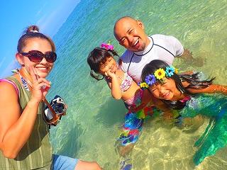 沖縄 人魚体験